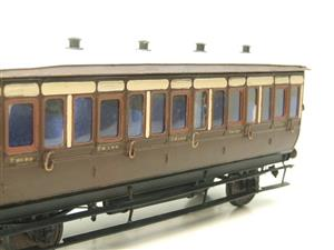 Mallard Models Brass O Gauge Fine Scale GWR All 3rd Passenger Coach Boxed image 10