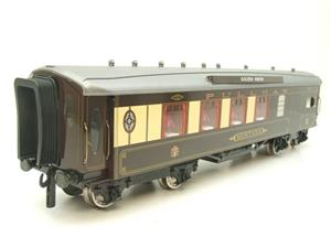 "Darstaed O Gauge Golden Arrow Parlour Brake 3rd ""Montana"" Grey Roof Pullman Coach 2/3 Rail Bxd image 2"