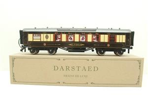 "Darstaed O Gauge Golden Arrow Kitchen 1st ""Lydia"" Grey Roof Pullman Coach 2/3 Rail Bxd image 1"