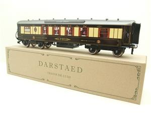 "Darstaed O Gauge Golden Arrow Kitchen 1st ""Lydia"" Grey Roof Pullman Coach 2/3 Rail Bxd image 3"