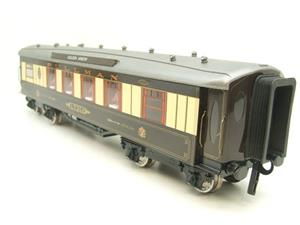 "Darstaed O Gauge Golden Arrow Kitchen 1st ""Lydia"" Grey Roof Pullman Coach 2/3 Rail Bxd image 6"