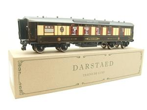 "Darstaed O Gauge Golden Arrow Kitchen 1st ""Lydia"" Grey Roof Pullman Coach 2/3 Rail Bxd image 7"