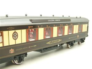 "Darstaed O Gauge Golden Arrow Kitchen 1st ""Lydia"" Grey Roof Pullman Coach 2/3 Rail Bxd image 10"