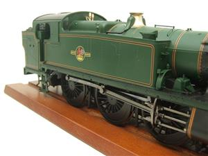 Heljan O Gauge Item 6123 BR Green Late Crest Class 61xx Large Prairie Tank Loco Un Numbered Electric image 8