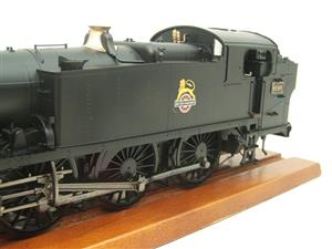 Heljan O Gauge Item 6125 BR Green Early Crest Class 61xx Large Prairie Tank Loco R/N 4144 Electric image 8
