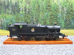 Heljan O Gauge Item 6125 BR Green Early Crest Class 61xx Large Prairie Tank Loco R/N 4144 Electric image 9
