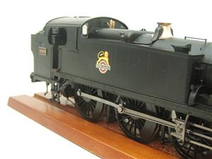 Heljan O Gauge Item 6125 BR Green Early Crest Class 61xx Large Prairie Tank Loco R/N 4144 Electric image 10
