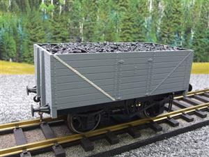 Gauge 1 Northern Fine Scale Canada Grey 5 Plank Open Coal Wagon F/Scale image 4