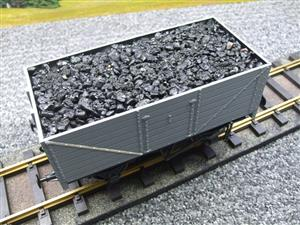 Gauge 1 Northern Fine Scale Canada Grey 5 Plank Open Coal Wagon F/Scale image 7