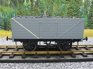 Gauge 1 Northern Fine Scale Canada Grey 5 Plank Open Coal Wagon F/Scale image 9
