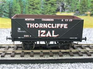 "Dapol O Gauge Private Owner ""Thorncliffe"" 8 Plank Open Mineral Wagon R/N 2915 F/Scale 2/3 Rail image 1"