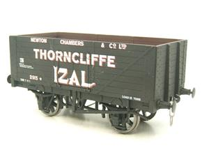 "Dapol O Gauge Private Owner ""Thorncliffe"" 8 Plank Open Mineral Wagon R/N 2915 F/Scale 2/3 Rail image 3"