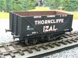 "Dapol O Gauge Private Owner ""Thorncliffe"" 8 Plank Open Mineral Wagon R/N 2915 F/Scale 2/3 Rail image 4"