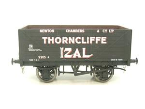 "Dapol O Gauge Private Owner ""Thorncliffe"" 8 Plank Open Mineral Wagon R/N 2915 F/Scale 2/3 Rail image 5"