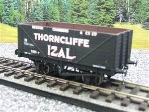 "Dapol O Gauge Private Owner ""Thorncliffe"" 8 Plank Open Mineral Wagon R/N 2915 F/Scale 2/3 Rail image 6"