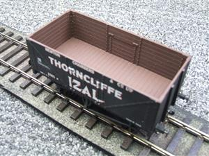 "Dapol O Gauge Private Owner ""Thorncliffe"" 8 Plank Open Mineral Wagon R/N 2915 F/Scale 2/3 Rail image 8"