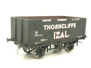 "Dapol O Gauge Private Owner ""Thorncliffe"" 8 Plank Open Mineral Wagon R/N 2915 F/Scale 2/3 Rail image 10"