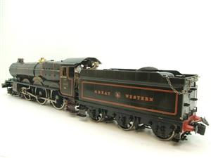 "Gauge 1 Aster GWR King Class ""King George V"" R/N 6000 Live Steam image 3"