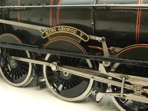 "Gauge 1 Aster GWR King Class ""King George V"" R/N 6000 Live Steam image 8"