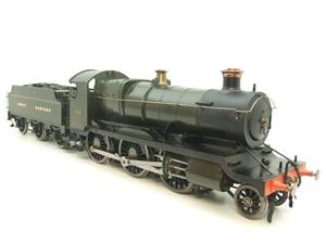 "Gauge 1 Brass Finescale GWR ""Mogul"" 2-6-0 Loco & Tender R/N 4358 Electric 2 Rail image 3"
