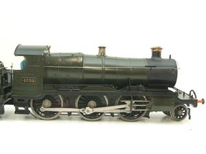 "Gauge 1 Brass Finescale GWR ""Mogul"" 2-6-0 Loco & Tender R/N 4358 Electric 2 Rail image 4"