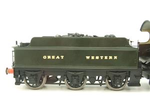 "Gauge 1 Brass Finescale GWR ""Mogul"" 2-6-0 Loco & Tender R/N 4358 Electric 2 Rail image 5"