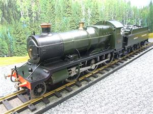 "Gauge 1 Brass Finescale GWR ""Mogul"" 2-6-0 Loco & Tender R/N 4358 Electric 2 Rail image 7"