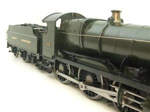"Gauge 1 Brass Finescale GWR ""Mogul"" 2-6-0 Loco & Tender R/N 4358 Electric 2 Rail image 8"