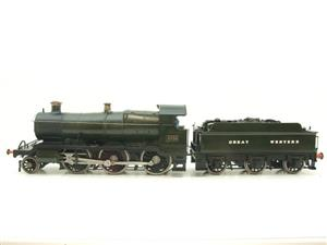"Gauge 1 Brass Finescale GWR ""Mogul"" 2-6-0 Loco & Tender R/N 4358 Electric 2 Rail image 9"