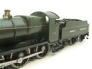 "Gauge 1 Brass Finescale GWR ""Mogul"" 2-6-0 Loco & Tender R/N 4358 Electric 2 Rail image 10"