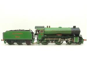 "Gauge 1 Aster SR Southern Schools Class 4-4-0 Loco & Tender ""Winchester"" R/N 901 Live Steam image 1"