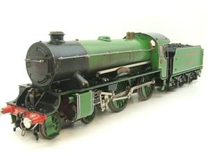 "Gauge 1 Aster SR Southern Schools Class 4-4-0 Loco & Tender ""Winchester"" R/N 901 Live Steam image 2"