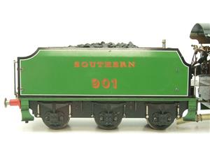 "Gauge 1 Aster SR Southern Schools Class 4-4-0 Loco & Tender ""Winchester"" R/N 901 Live Steam image 5"