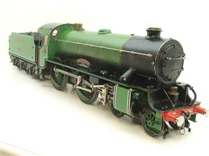 "Gauge 1 Aster SR Southern Schools Class 4-4-0 Loco & Tender ""Winchester"" R/N 901 Live Steam image 6"