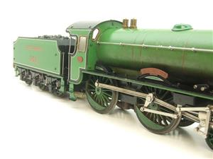 "Gauge 1 Aster SR Southern Schools Class 4-4-0 Loco & Tender ""Winchester"" R/N 901 Live Steam image 8"