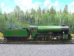 "Gauge 1 Aster SR Southern Schools Class 4-4-0 Loco & Tender ""Winchester"" R/N 901 Live Steam image 9"