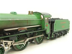 "Gauge 1 Aster SR Southern Schools Class 4-4-0 Loco & Tender ""Winchester"" R/N 901 Live Steam image 10"