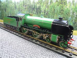 "Gauge 1 Aster SR Southern 4-4-0 Schools Class ""Winchester"" R/N 901 Live Steam image 3"