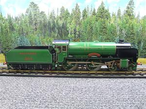 "Gauge 1 Aster SR Southern 4-4-0 Schools Class ""Winchester"" R/N 901 Live Steam image 9"