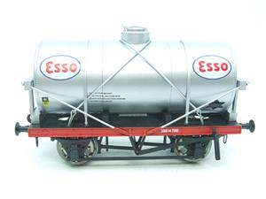 "Gauge 1 Model Co Accucraft  R32-3D-14-Ton Oil ""Esso Tanker Wagon"" image 5"