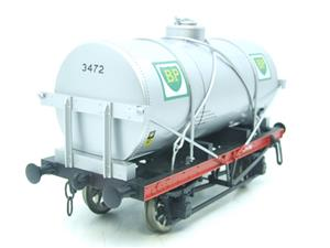 "Gauge 1 Model Co Accucraft R32-3C-14-Ton Oil """"BP Tanker Wagon"" R/N 3472 image 2"