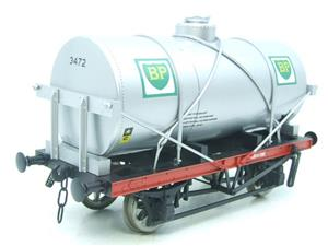 "Gauge 1 Model Co Accucraft R32-3C-14-Ton Oil """"BP Tanker Wagon"" R/N 3472 image 4"