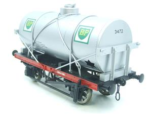 "Gauge 1 Model Co Accucraft R32-3C-14-Ton Oil """"BP Tanker Wagon"" R/N 3472 image 6"