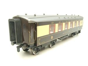 "Darstaed O Gauge Parlour 3rd ""Car No 35 Third Class"" Grey Roof Pullman Coach Boxed image 2"