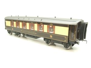 "Darstaed O Gauge Parlour 3rd ""Car No 35 Third Class"" Grey Roof Pullman Coach Boxed image 3"