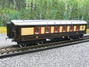 "Darstaed O Gauge Parlour 3rd ""Car No 35 Third Class"" Grey Roof Pullman Coach Boxed image 4"