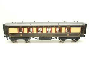 "Darstaed O Gauge Parlour 3rd ""Car No 35 Third Class"" Grey Roof Pullman Coach Boxed image 5"