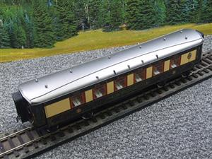"Darstaed O Gauge Parlour 3rd ""Car No 35 Third Class"" Grey Roof Pullman Coach Boxed image 7"