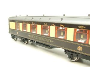 "Darstaed O Gauge Parlour 3rd ""Car No 35 Third Class"" Grey Roof Pullman Coach Boxed image 8"