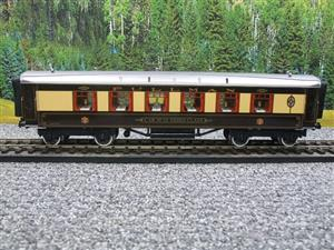 "Darstaed O Gauge Parlour 3rd ""Car No 35 Third Class"" Grey Roof Pullman Coach Boxed image 9"